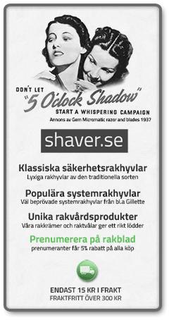 shaver.se reklambanner